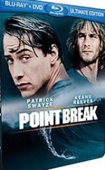 Jaquette Point Break (Ultimate Edition - Blu-ray + DVD)