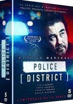 Jaquette Police District : L'intégrale