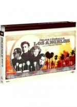 Jaquette Police fédérale, Los Angeles (Édition Coffret Ultra Collector - Blu-ray + DVD + Livre)