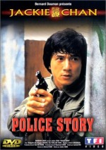 Jaquette POLICE STORY