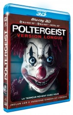 Jaquette Poltergeist (Version longue - Combo Blu-ray 3D + Blu-ray 2D + Digital HD)