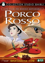Jaquette Porco Rosso (Edition Collector - Coffret 2 DVD)