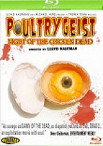Jaquette Poultrygeist : Night of the Chicken Dead