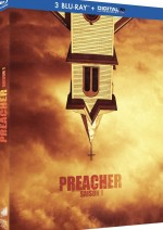 Jaquette Preacher - Saison 1 (Blu-ray + Copie digitale)