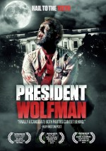 Jaquette President Wolfman