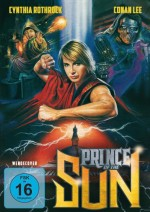 Jaquette Prince of the Sun