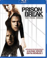 Jaquette Prison Break - The Final Break