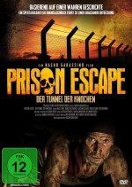 Jaquette Prison Escape - Der Tunnel Der Knochen