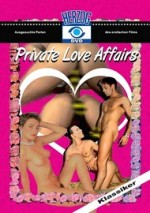 Jaquette Private Love Affairs