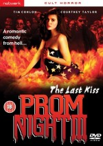 Jaquette Prom Night 3 - The Last Kiss