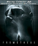 Jaquette Prometheus (Blu-ray Collector 3D)