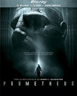 Jaquette Prometheus (Combo Blu-ray + DVD + Copie digitale)