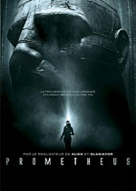 Jaquette Prometheus (DVD + Copie digitale)