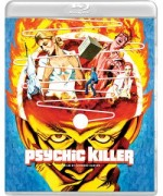Jaquette Psychic Killer (DVD / Blu-Ray All Region Combo)