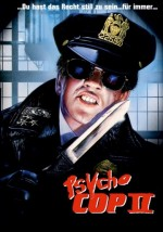Jaquette Psycho Cop 2 (Blu-Ray+DVD) Cover A