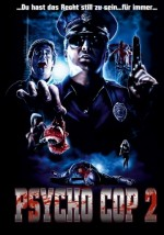 Jaquette Psycho Cop 2 (Blu-Ray+DVD) Cover B