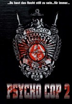 Jaquette Psycho Cop 2 (Blu-Ray+DVD) Cover C