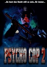Jaquette Psycho Cop 2 (Blu-Ray+DVD) Cover D