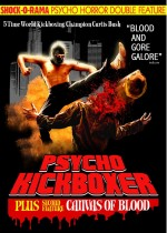 Jaquette Psycho Horror Double Feature