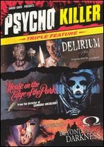 Jaquette Psycho Killers Triple Feature