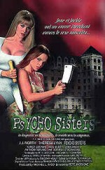 Jaquette Psycho Sisters EPUISE/OUT OF PRINT