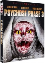 Jaquette Psychose phase 3 (Bluray)