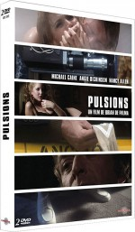 Jaquette Pulsions (Double DVD)