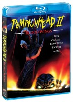 Jaquette  Pumpkinhead 2 : Blood Wings