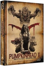 Jaquette Pumpkinhead 2 (DVD+Blu-Ray) - Cover C