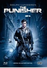 Jaquette Punisher  (2DVD+Blu-Ray) (3Discs) - Cover B