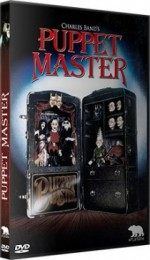 Jaquette Puppet Master