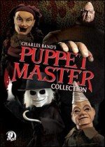 Jaquette Puppet Master Collection