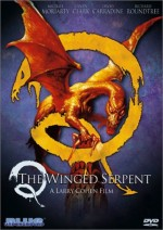Jaquette Q : The Winged Serpent