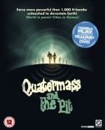 Jaquette Quatermass and the Pit