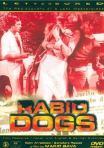 Jaquette Rabid Dogs