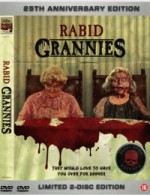 Jaquette Rabid Grannies (25th Anniversary Edition 2 DVD)