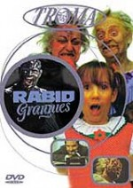 Jaquette RABID GRANNIES EPUISE/OUT OF PRINT