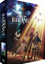 Jaquette Rage of Bahamut : Genesis - Intégrale (Combo Collector Blu-ray + DVD)