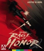 Jaquette Rage of Honor (Special Edition)