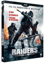 Jaquette Raiders