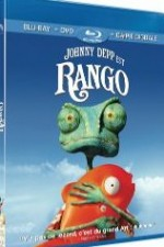 Jaquette Rango (Blu-ray + DVD + Copie digitale)
