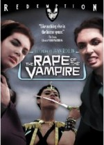 Jaquette Rape of the Vampire