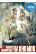 Jaquette Rashomon (Criterion Collection)