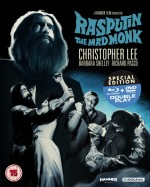 Jaquette Rasputin: The Mad Monk