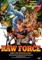Jaquette Raw Force