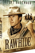 Jaquette Rawhide - Volume 1
