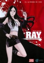 Jaquette RAY - THE COMPLETE COLLECTION!