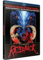 Jaquette Razorback (Bluray)