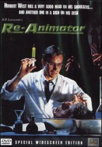 Jaquette RE-ANIMATOR