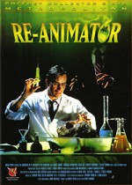 Jaquette Re-Animator (Edition Collector - Coffret 2 DVD)